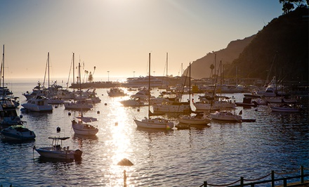 1-Night Stay for Two with Bottle of Champagne at Hotel Metropole on Catalina Island, CA. Combine Up to 3 Nights.