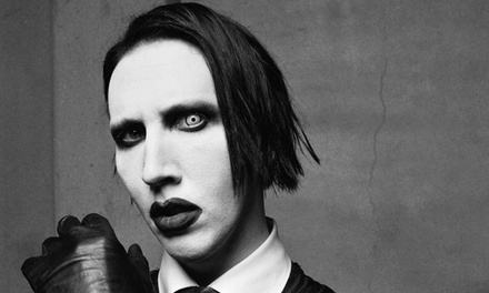 Marilyn Manson at Evraz Place on April 7 at 8 p.m. (Up to 40% Off)