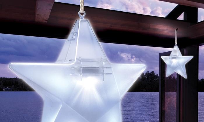 Outdoor LED Solar Star Light