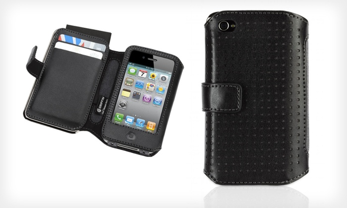 Griffin Elan Passport Wallet for iPhone: $5.99 for a Griffin Elan Passport Wallet Case for iPhone 4/4S ($23.32 List Price). Free Returns.
