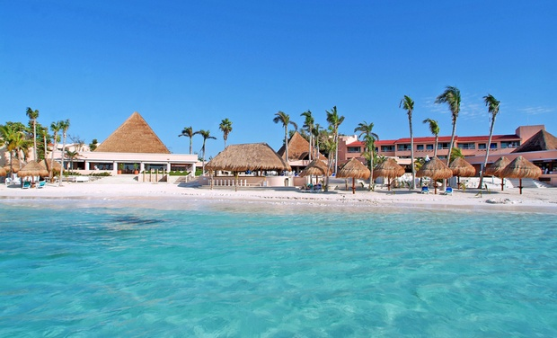 Omni Puerto Aventuras Beach Resort - Puerto Aventuras: Stay at Omni Puerto Aventuras Beach Resort in Riviera Maya, Mexico, with Dates into March