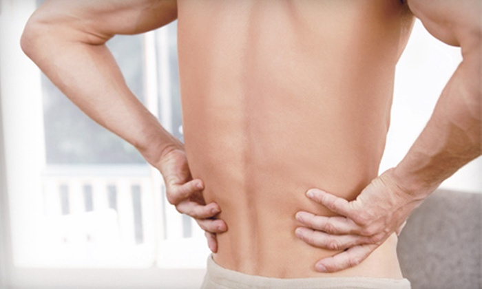 Optimize Health Center - Multiple Locations: Chiropractic Consultation, Exam, and Two or Four Spinal Decompressions at Optimize Health Center (Up to 91% Off)