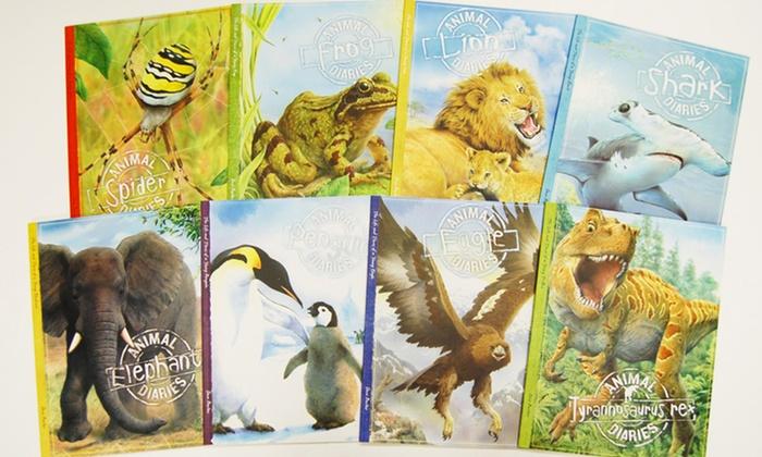 Animal Diaries Informative Animal 8-Book Bundle: Animal Diaries Informative Animal 8-Book Bundle