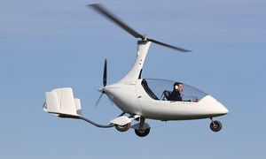 ULM Baisy-Thy: Vol en Autogire ou Deltaplane dès 89€ avec ULM Baisy-Thy