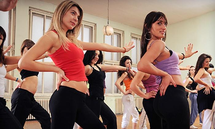 Heatwave Dance Fitness Club - Mokena: 10 Zumba or Hip-Hop Classes at Heatwave Dance Fitness Club (Up to 81% Off)