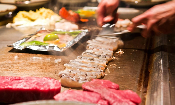 Chef Honda Restaurant - Westerville: $24 for $40 Worth of Japanese Hibachi and Sushi at Chef Honda Restaurant