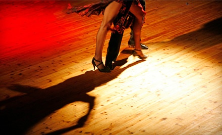 Two or Four Salsa Classes for One or Four Salsa Classes for Two at Dance SF (Up to 70% Off)