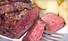 Branch Ranch All Natural Beef - Lubbock - Wolfforth: $49 for $110 or $125 for $280 Worth of Grass-Fed, Antibiotic-Free Beef from Branch Ranch Natural Beef