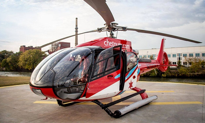 Chicago Helicopter Tours. Assured Big Savings on Helicopter Tours in Chicago at the Best Prices from TripHobo! Book with confidence!