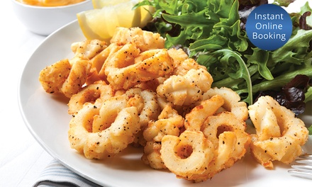 $25 or $49 to Spend on Chinese Food and Drinks at Tasting China Up to $100 Value