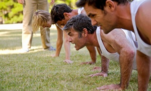 A Strong You: Month of Boot Camp for One or Two at A Strong You (80% Off)
