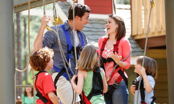 Stone Mountain Park - Stone Mountain, GA: One or Four Summer FUN Adventure Passes at Stone Mountain Park (Up to 32% Off)