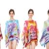 Women's Printed Ponchos