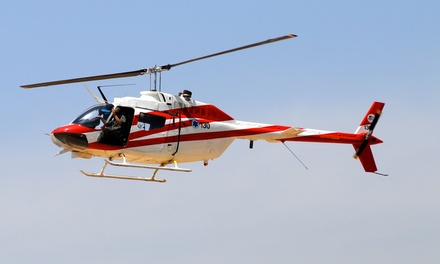 Helicopter Tour for Two, Four, or Six from South Florida Helicopter Charter & Tours (41% Off)