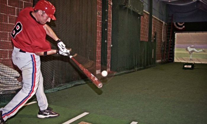 Indy Hitters - College Park: Three, Six, or Nine 30-Minute Sessions in Pro-Batter Hitting Simulator at Indy Hitters (Up to 74% Off)