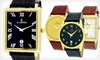 Le Chateau Classica Men's Watches: Le Chateau Men's Classica Watch (Up to 79% Off). 10 Styles Available. Free Shipping and Returns.