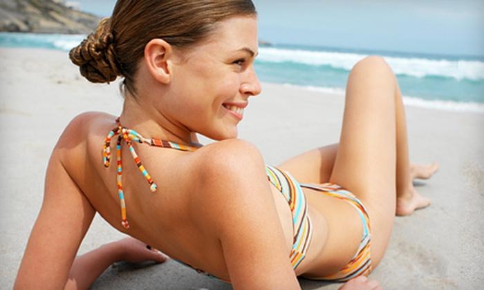 Allure Salon & Spa - Leominster: Three Brow, Bikini, or Brazilian Waxes at Allure Salon & Spa (Up to 56% Off)