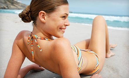 Three Brow, Bikini, or Brazilian Waxes at Allure Salon & Spa (Up to 56% Off)