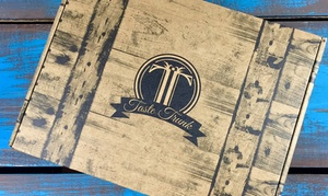 Taste Trunk: $25 for The Grill Master Trunk with a $10 Gift Card from Taste Trunk ($65 Value)
