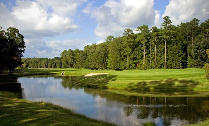 Swan Point Yacht & Country Club - Swan Point Yacht & Country Club: 18-Hole Round of Golf with Cart & Range Balls for Two or Four at Swan Point Yacht & Country Club (Up to 50% Off)