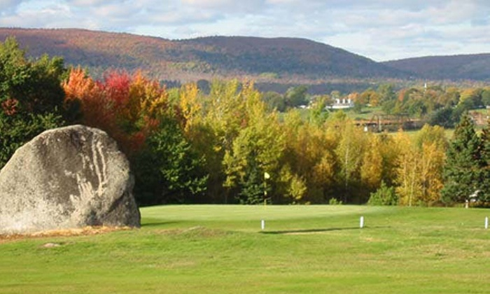 Annapolis Royal Golf Club and Restaurant - Annapolis Royal: 18-Hole Round of Golf with Cart for Two or Four at Annapolis Royal Golf Club and Restaurant (Up to 55% Off)