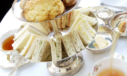 $15 for $30 Worth of Victorian or Traditional High Tea at Victorian Tea Parlor