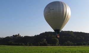 CSF Ballooning: Wertgutschein über 100 anrechenbar auf Ballonfahrt für 1 Person bei CSF Ballooning für 59,90 €