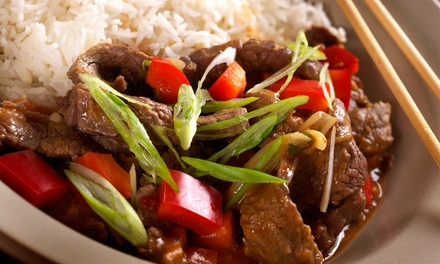 $12 for $25 Worth of Stir-Fry Food at Coburg Mongolian Grill