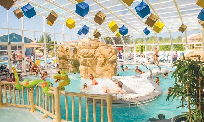 Groupon voyages le ch teau d 39 olonne pays de la loire for Camping en savoie avec piscine