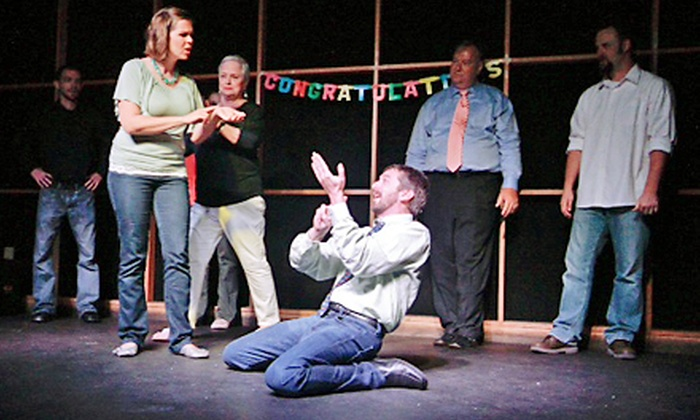 Positively Funny Inc. - Rare Martini: Improv Show for Four, Six, or Eight, or Birthday Package for 25 with Cake from Positively Funny Inc. (Up to 57% Off)