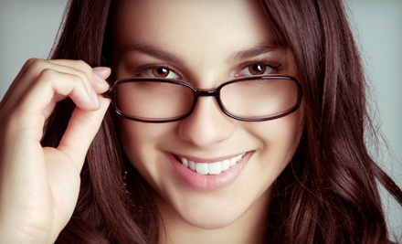 Eye Exam and $150 or $300 Toward Glasses at Dr. Shah & Dr. Frohn Optometry (Up to 82% Off)
