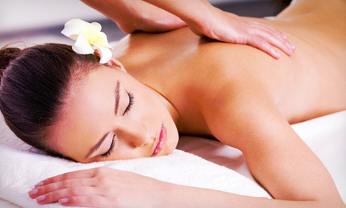 Orange Skye Body and Beauty Bar - Valley Stream: One Massage, One Facial, Package of Both, or Three Massages at Orange Skye Body and Beauty Bar (Up to 58% Off)