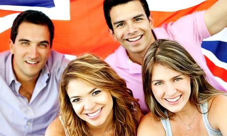 Curso de 3 o 6 meses de clases de inglés en el nivel que se elija desde 49,95 € en The International Language School