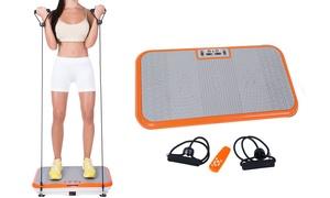 Full-Body Vibration Fitness Platform Machine with Remote Control