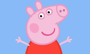 Peppa Pig Live: Peppa Pig Live! on March 1 at 6 p.m.