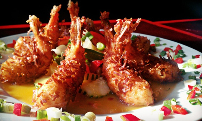 Bangkok Bistro at Ballston - Ashton Heights: Two-Course Thai Meal for Two or Four at Bangkok Bistro at Ballston (Up to 54% Off)