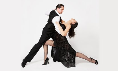 image for Ten Ballroom and Latin Dance Lessons for £14 at Elite Dance Essex
