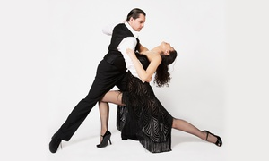 Elite Dance Essex: Five Ballroom and Latin Dance Lessons for £14 at Elite Dance Essex