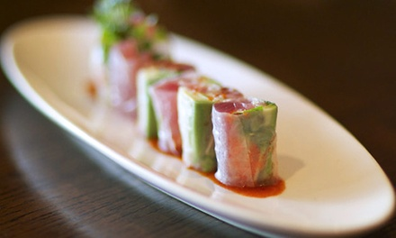 Sushi and Japanese Cuisine for Dinner or Lunch at Toro Sushi Bar (40% Off)