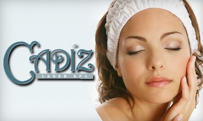Cadiz Laser Spa - Multiple Locations: $75 for Collagen Rejuvenation at Cadiz Laser Spa ($245 Value)