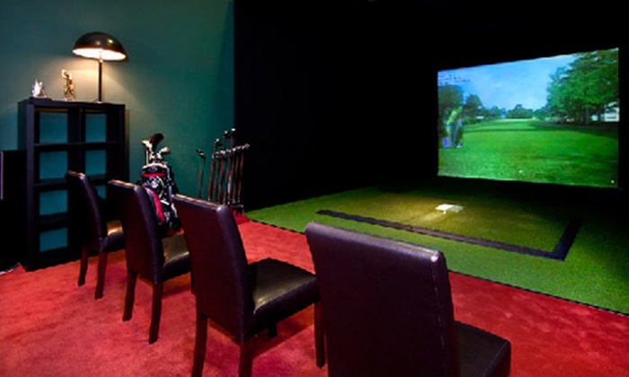 Golfer's Paradise - Multiple Locations: Two Hours of Virtual Golf for Up to Four People in a Private Room Monday–Thursday or Friday–Sunday at Golfer's Paradise (Up to $180 Value)