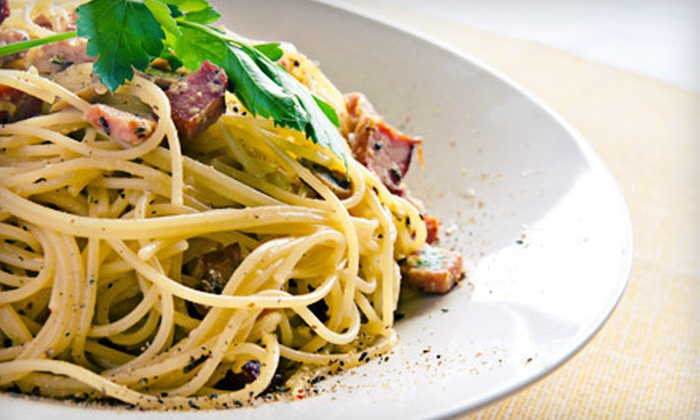 Da Edoardo Foxtown Grille - Downtown Detroit: $25 for $50 Worth of Northern Italian Cuisine at Da Edoardo Foxtown Grille