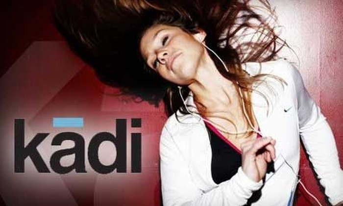 Kadi Fit - Cornelius: $15 for One Month of Unlimited Dance Fitness Classes at Kadi Fit in Cornelius ($40 Value)