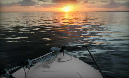 1-Hour Boat Charter for Up to 6 People (a $180 value) - Affinity Charters in Charleston