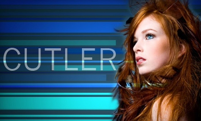 Cutler Salons - New York City: $50 for $125 Worth of Hair Styling Services at Cutler Salons