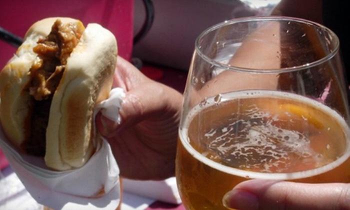 Broken Drum Brewery & Wood Grill - San Rafael: Handcrafted Beers and Brewpub Fare at Broken Drum Brewery & Wood Grill in San Rafael. Three Options Available.