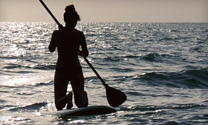 Captain John's Fawn Harbor & Marina - Fawnskin: Two-Hour Canoe, Kayak, or Paddle-Board Rental at Captain John's Fawn Harbor & Marina in Fawnskin