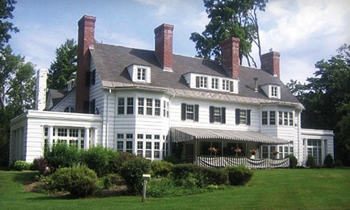 The Four Chimneys Inn - Albany / Capital Region: $267 for a Two-Night Stay for Two, Plus Breakfast, Museum Admission, and More at The Four Chimneys Inn in Old Bennington, Vermont (Up to $610 Value)