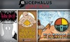 Bucephalus - OOB - Greenwood: $49 for Four Fantastic Games from Bucephalus Games