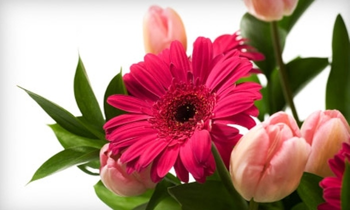 Janet's Flowers - Modesto: $25 for $50 Worth of Flowers at Janet's Flowers